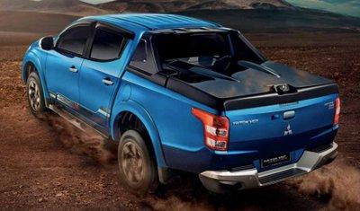 Mitsubishi Triton hé lộ bản nâng cấp, giá 600 triệu đồng 3