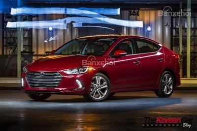 Hyundai công khai doanh số bán hàng toàn cầu tháng 8/2016.