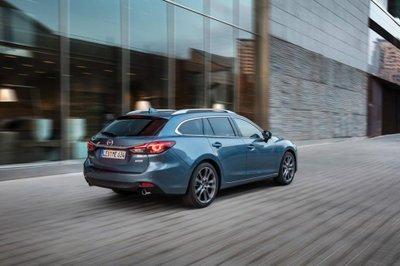 Mazda6 2017 tham gia thị trường Anh Quốc, giá từ 566 triệu đồng 2