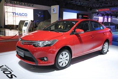 Sau khi giảm giá nhờ chính sách thuế mới thì giá bán của Toyota Vios tại Việt Nam vẫn cao hơn nhiều so với các nước trong khu vực.