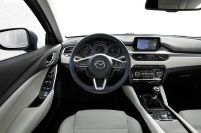 Mazda6 2017 tham gia thị trường Anh Quốc, giá từ 566 triệu đồng 33