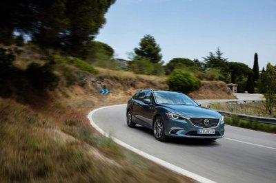 Mazda6 2017 tham gia thị trường Anh Quốc, giá từ 566 triệu đồng 5