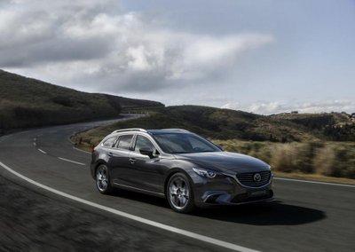 Mazda6 2017 tham gia thị trường Anh Quốc, giá từ 566 triệu đồng 8