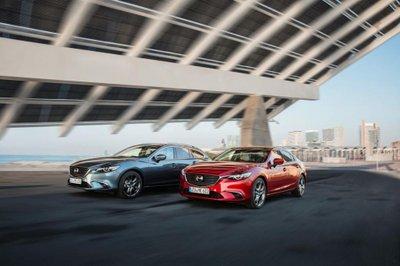 Mazda6 2017 tham gia thị trường Anh Quốc, giá từ 566 triệu đồng.