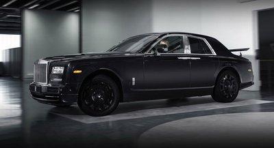 Rolls-Royce Cullinan sẽ là xe gầm cao thay vì SUV.