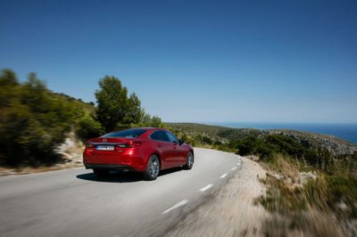 Mazda6 2017 tham gia thị trường Anh Quốc, giá từ 566 triệu đồng 14