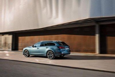 Mazda6 2017 tham gia thị trường Anh Quốc, giá từ 566 triệu đồng 4