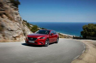Mazda6 2017 tham gia thị trường Anh Quốc, giá từ 566 triệu đồng 3