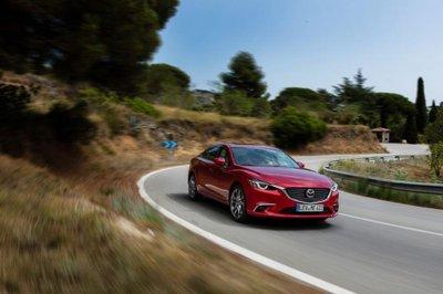 Mazda6 2017 tham gia thị trường Anh Quốc, giá từ 566 triệu đồng 13
