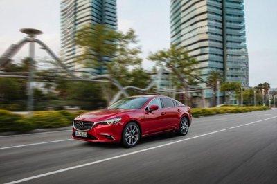Mazda6 2017 tham gia thị trường Anh Quốc, giá từ 566 triệu đồng 12