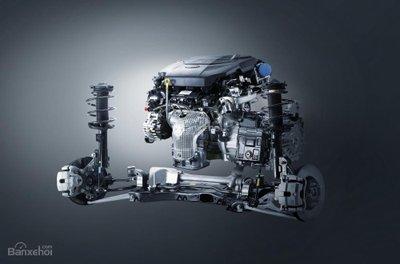 Mẫu xe dẫn động cầu trước đầu tiên của Kia sở hữu hộp số tự động 8 cấp mới sẽ là Kia Cadenza 2017