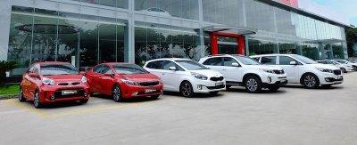 Tháng cô hồn, Kia vẫn bán tới 3.000 xe.