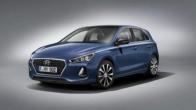 Hyundai i30 trở lại đường đua, chuẩn xe gia đình.