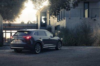 """""""Mổ xẻ"""" Mazda CX-9 mới ra mắt trong 10 phút 5"""