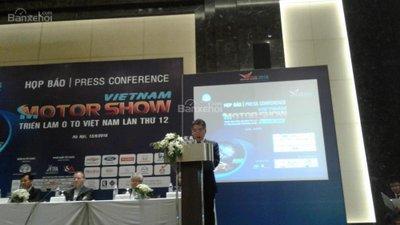 Ông Yoshihisa Maruta - Chủ tịch Hiệp hội các nhà sản xuất ô tô Việt Nam.