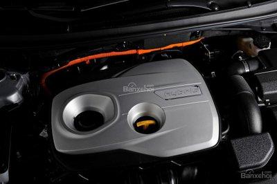 Hyundai Sonata Plug-in Hybrid 2017 có giá khởi điểm 35.435 USD 12