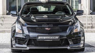Xế độ Cadillac ATS-V Coupe bí ẩn và mạnh mẽ hơn 1