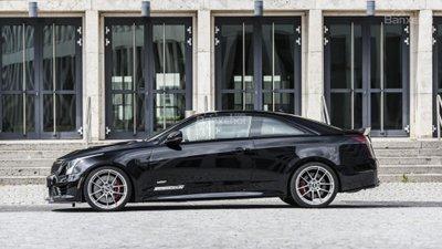 Xế độ Cadillac ATS-V Coupe bí ẩn và mạnh mẽ hơn 2