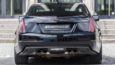Xế độ Cadillac ATS-V Coupe bí ẩn và mạnh mẽ hơn 3