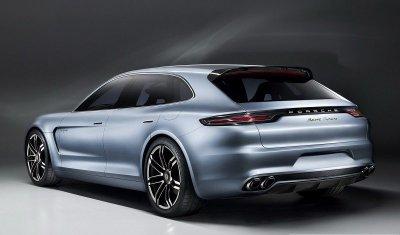 Porsche Panamera Sport Turismo vào năm sau sẽ được giới thiệu tại Geneva 1