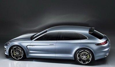 Porsche Panamera Sport Turismo vào năm sau sẽ được giới thiệu tại Geneva 3