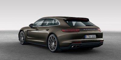 Porsche Panamera Sport Turismo vào năm sau sẽ được giới thiệu tại Geneva 4