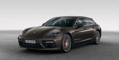 Porsche Panamera Sport Turismo vào năm sau sẽ được giới thiệu tại Geneva 5