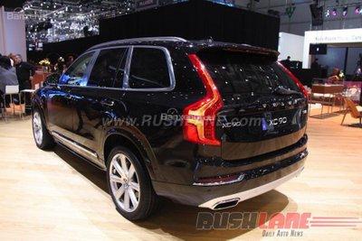 Volvo XC90 T8 Excellence Hybrid lên kệ với giá 12.500.000 rupee tại Ấn Độ 2