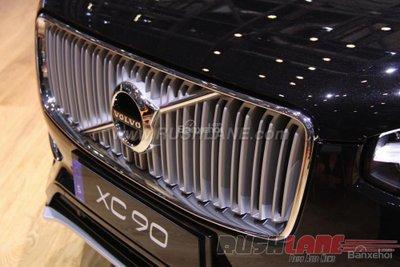 Volvo XC90 T8 Excellence Hybrid lên kệ với giá 12.500.000 rupee tại Ấn Độ 4