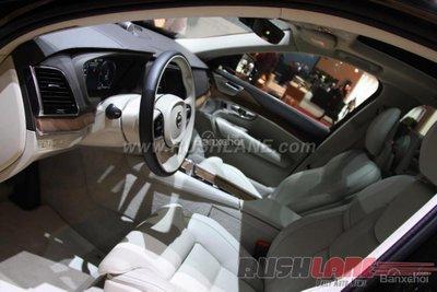 Volvo XC90 T8 Excellence Hybrid lên kệ với giá 12.500.000 rupee tại Ấn Độ 6