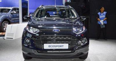 Ford EcoSport Titanium Black Edition chốt giá từ 654 triệu Đồng tại Việt Nam.