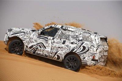 Cận cảnh Land Rover Discovery 2017 trước ngày ra mắt triển lãm Paris a15