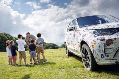 Cận cảnh Land Rover Discovery 2017 trước ngày ra mắt triển lãm Paris a3