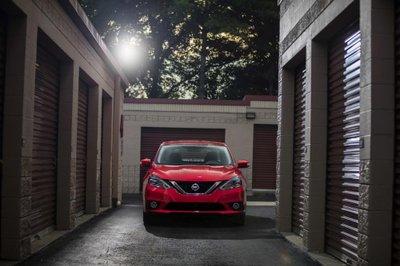 Nissan Sentra SR Turbo 2017 mạnh mẽ hơn với công suất 188 mã lực a7