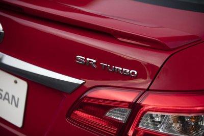 Nissan Sentra SR Turbo 2017 mạnh mẽ hơn với công suất 188 mã lực a2