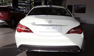 Mercedes CLA 200 cập bến Việt Nam, giá 1,5 tỷ Đồng 2