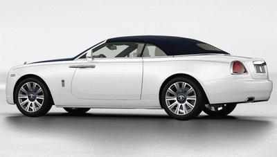 Ngắm Rolls-Royce Nautical Dawn - xế siêu sang lai du thuyền 1