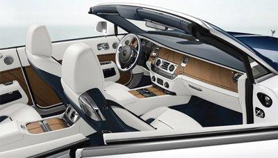Ngắm Rolls-Royce Nautical Dawn - xế siêu sang lai du thuyền 3