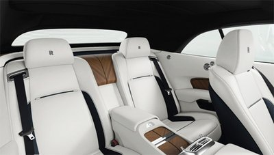 Ngắm Rolls-Royce Nautical Dawn - xế siêu sang lai du thuyền 4