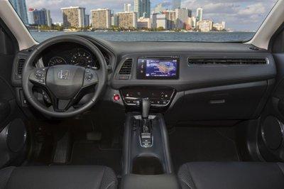 Honda HR-V 2017 thêm màu mới, chốt giá từ 19.365 USD tại Mỹ a9