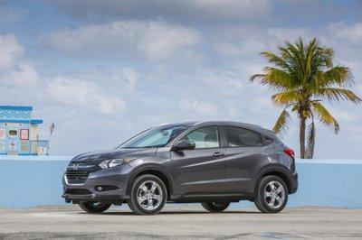 Honda HR-V 2017 thêm màu mới, chốt giá từ 19.365 USD tại Mỹ a2