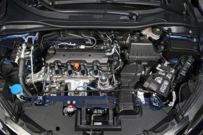 Honda HR-V 2017 thêm màu mới, chốt giá từ 19.365 USD tại Mỹ a11