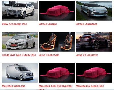 Tổng hợp những mẫu xe sẽ xuất hiện tại Triển lãm Paris 2016 8