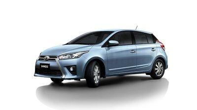 """Toyota Yaris 2016 """"chào"""" thị trường Việt Nam với giá từ 636 triệu Đồng."""