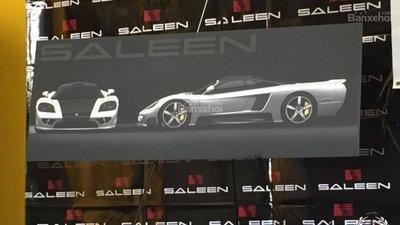 Saleen S7 LM sẽ sở hữu những trang bị thời thượng cùng mức giá lên tới 7 con số.
