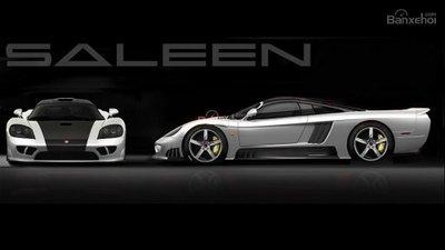 Quái thú Saleen S7 hồi sinh với phiên bản giới hạn mạnh 1.000 mã lực.
