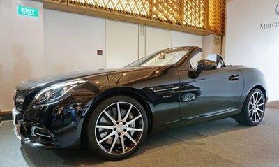 Mercedes AMG SLC43 2016 sẽ góp mặt tại triển lãm VIMS 2016.