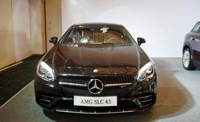 Mercedes AMG SLC43 2016 sẽ góp mặt tại triển lãm VIMS 2016 a2