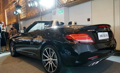 Mercedes AMG SLC43 2016 sẽ góp mặt tại triển lãm VIMS 2016 a3