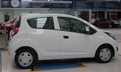 Ngắm Chevrolet Spark Duo 2016 chỉ 280 triệu tại Việt Nam 3